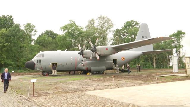 testLe dernier C-130 accessible au public dès le 11 juillet à Beauvechain