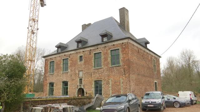 Le Domaine de Franquenies mélangera patrimoine et logement