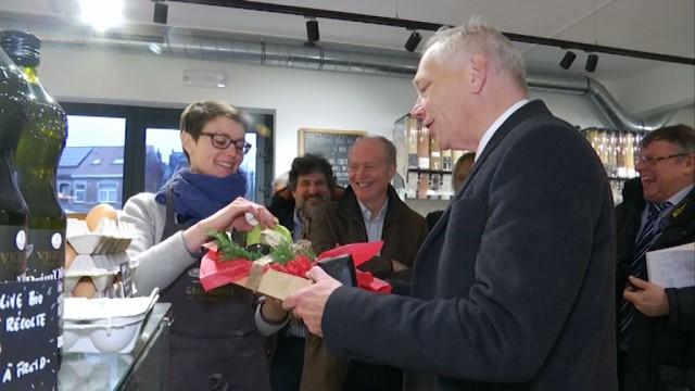 testLe Gouverneur fait sa Joyeuse entrée à Ottignies-Louvain-la-Neuve