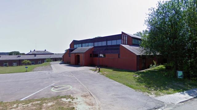 Le hall omnisports d'Orp fermé jusqu'à nouvel ordre après le passage de Ciara