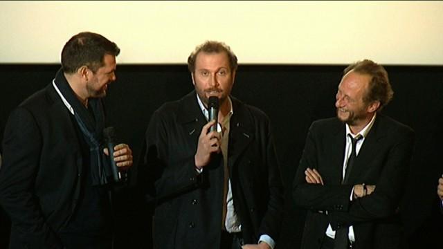 Le Lasnois François Damiens nominé aux Magrittes