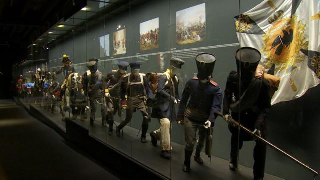 Le Mémorial Waterloo 1815 ne rouvre pas avant samedi
