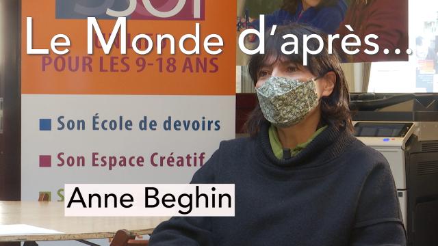 Le Monde d'après - Anne Beghin
