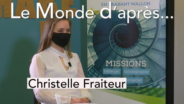 Le Monde d'après - Christelle Fraiteur