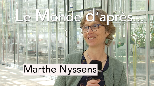 Le Monde d'après... Marthe Nyssens