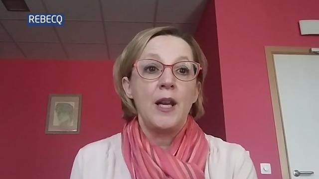 Le mot du bourmgestre : Patricia Venturelli (Rebecq)