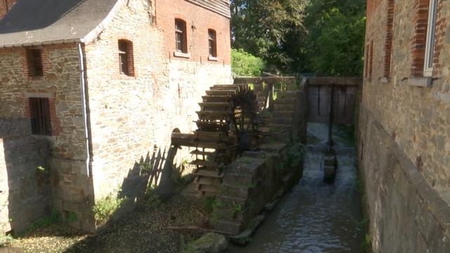 testLe moulin banal de Braine-le-Château... pas si banal que ça !