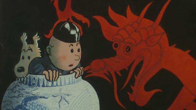 Le Musée Hergé se met à l'heure chinoise !