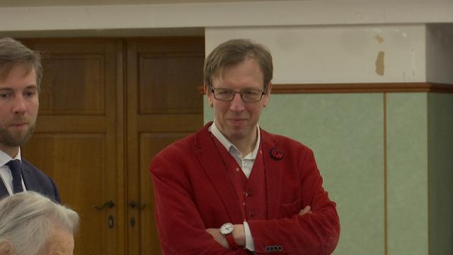 Le Prix Maurice Carême de poésie au Liégeois Laurent Demoulin