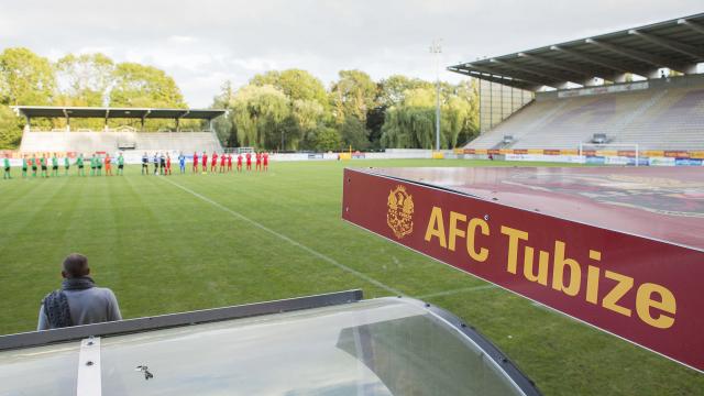 Le rapprochement entre l'AFC Tubize et le Stade Brainois se concrétise
