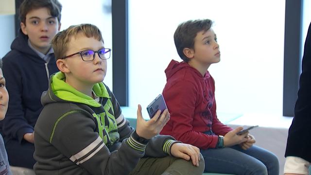 Le SmartBus fait le tour des écoles