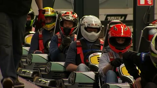 Le Wavre Indoor Karting ouvre ses portes