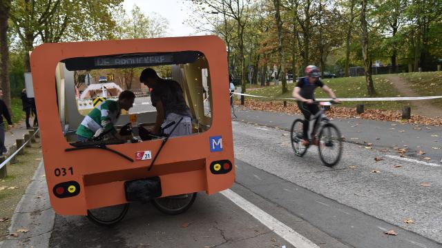 Les 24h vélo de Louvain-la-Neuve, c'est pour mars 2022