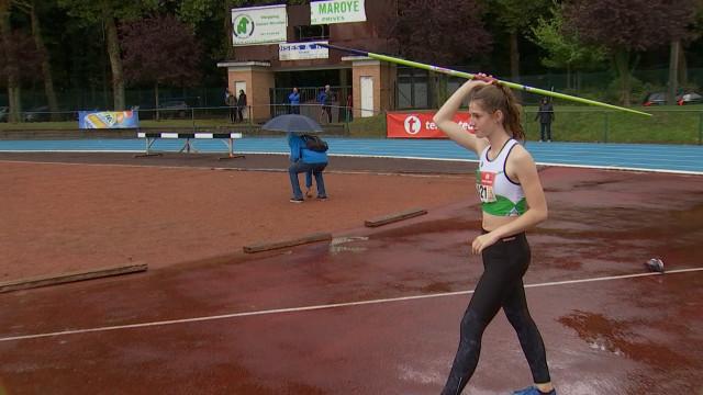 Les athlètes cadets et scolaires francophones mis à l'honneur à Nivelles