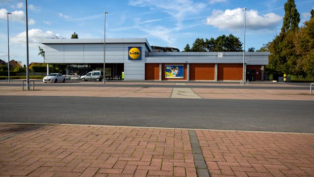 Les magasins Lidl du Brabant wallon resteront fermés ce samedi