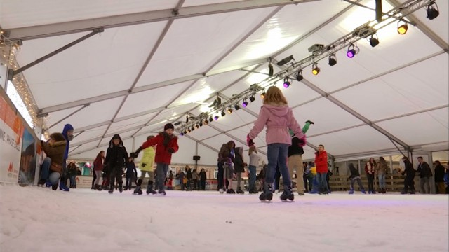 Les patinoires en Brabant wallon : Où enfiler ses patins ?