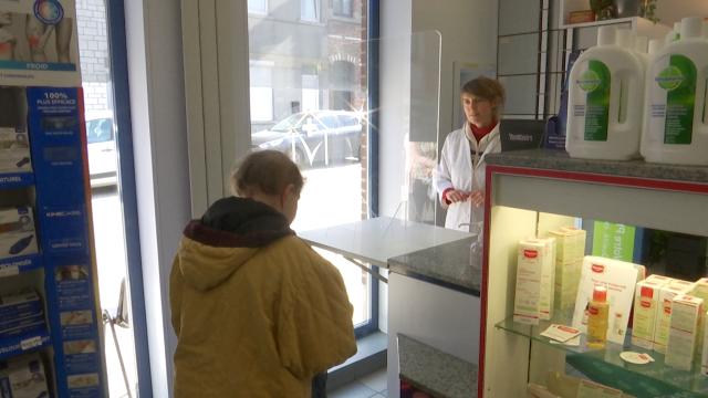 Les pharmacies brabançonnes au front de la lutte contre le virus