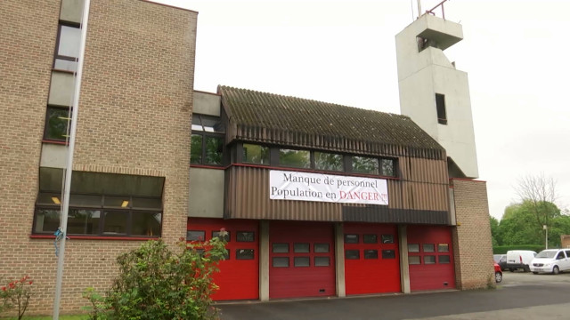 Les pompiers de Braine-l'Alleud dénoncent un sous-effectif criant