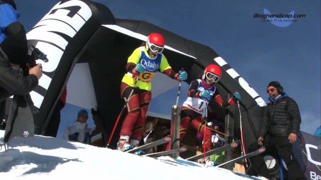 Les soeurs Sana iront aux Jeux Paralympiques de Pyeongchang pour une médaille !