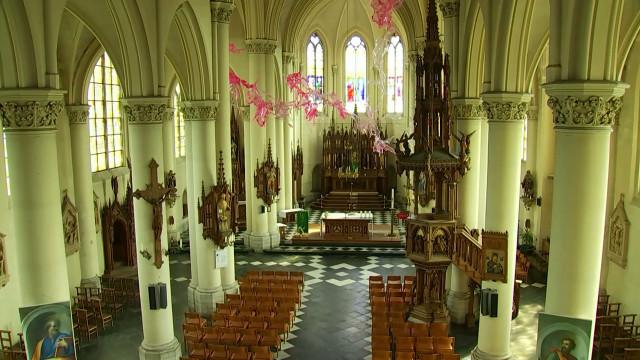 Les trésors dans nos églises : à l'intérieur de Saint-Sulpice à Beauvechain