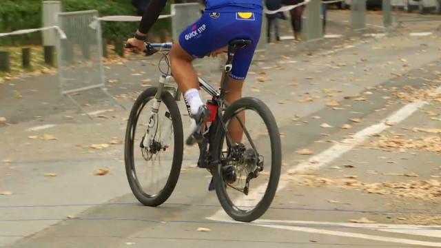 testLes vélos de course se font de plus en plus rares aux 24 heures vélo