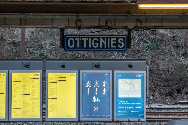 Ligne Ottignies-Bruxelles : un accident perturbe la circulation des trains