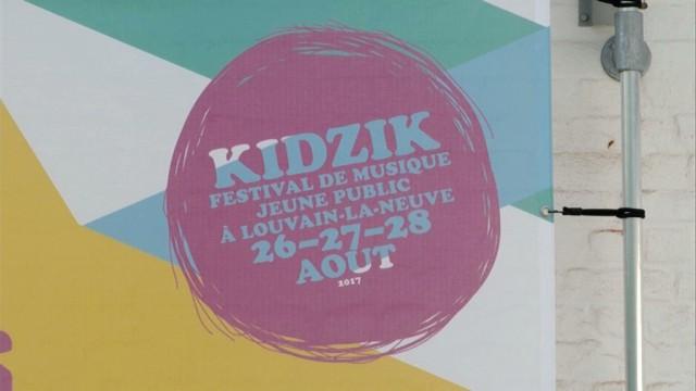 testLLN : annonce du prochain Kidzik Festival