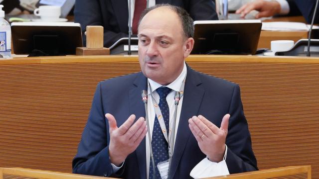 Logistics Nivelles : le ministre Borsus assure mettre tout en œuvre pour conserver l'activité