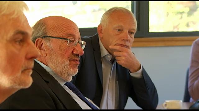"""testLouis Michel annonce qu'il mettra """"plus que probablement"""" fin à sa carrière politique en 2019"""