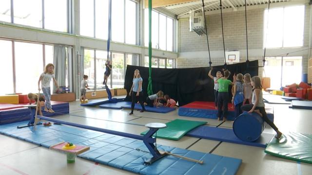 Louvain-la-Neuve : 5 jours pour apprendre les arts du cirque