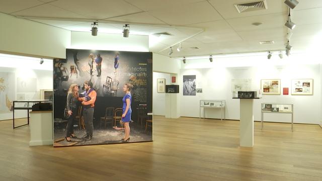 Louvain-la-Neuve : les scénographes, architectes de l'imaginaire