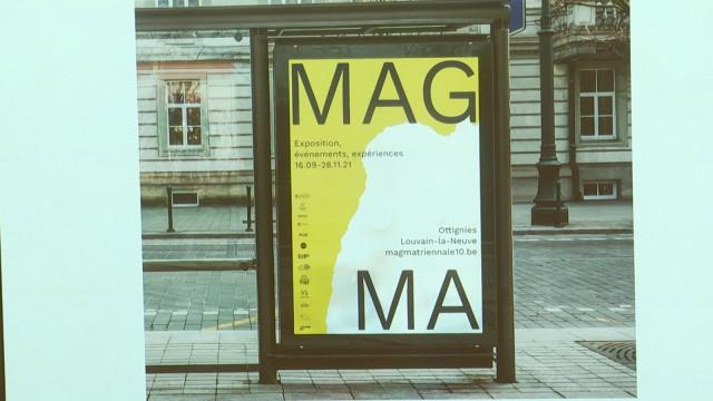 MAGMATRIENNALE10, expositions, événements, expériences...