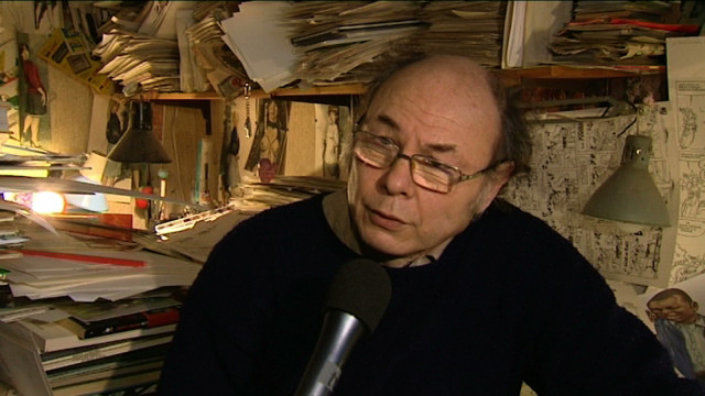 testMalik, le dessinateur de Cupidon, est décédé dans l'incendie de sa maison à Huppaye