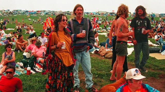 Marc Ysaye : Woodstock ne s'est jamais déroulé à Woodstock !