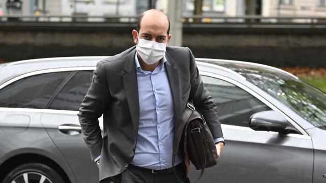 Mathieu Michel diagnostiqué positif au coronavirus