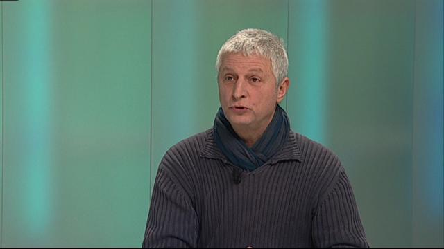 Michel Geerts : Centre culturel d'Ottignies-LLN