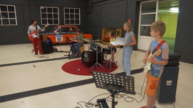 Mifa : le nouvel institut musical à Piétrebais