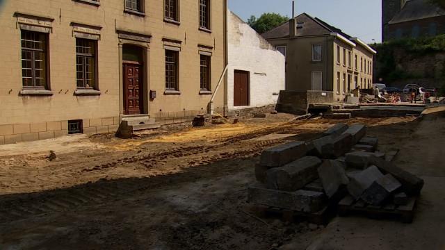La rue des Hayeffes fermée jusqu'à la rentrée à Mont-Saint-Guibert