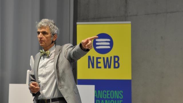 NewB : UCLouvain et Saint-Louis investissent conjointement 200.000 euros