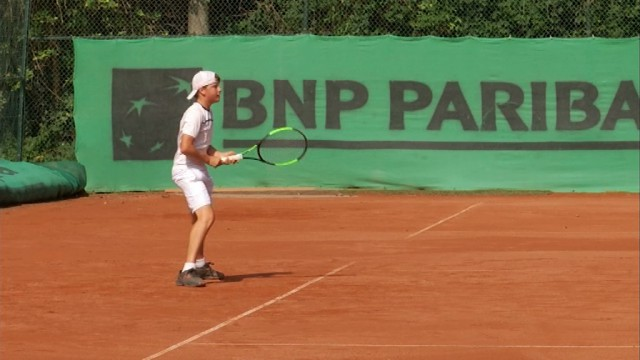 Nivelles : l'Argayon Cup, le tournoi de tennis pour jeunes