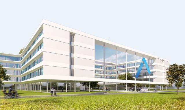 testNivelles: un nouvel hôpital dans le Zoning Nord
