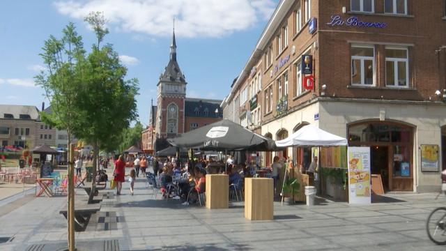 testNivelles Village: la fête tout l'été sur les places de la cité aclote