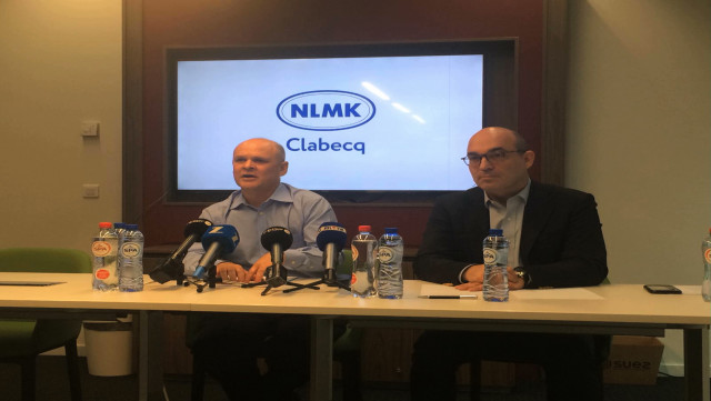 testNLMK Clabecq confirme la suppression de 290 emplois