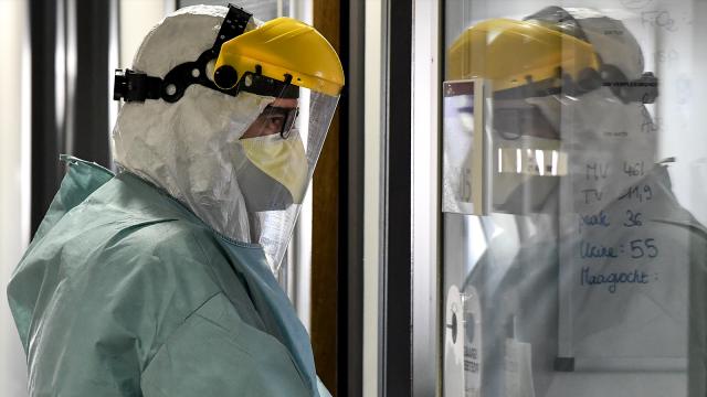 Nombre record d'admissions dans les hôpitaux brabançons