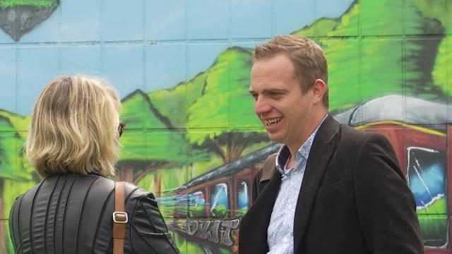 Nouveau député, Laurent Heyvaert espère verdir le BW
