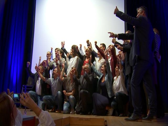 Objectif de la Liste du Bourgmestre à Braine-l'Alleud : conserver la majorité absolue