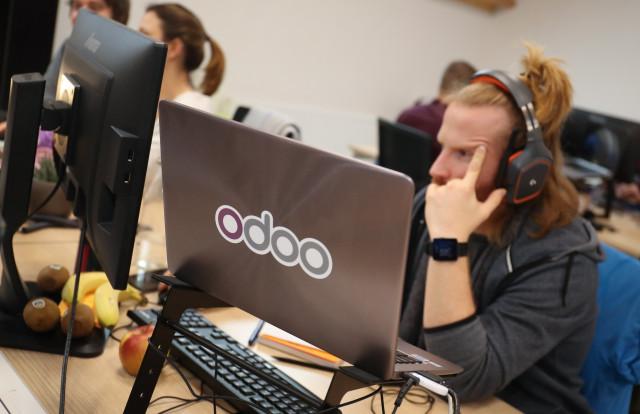 Odoo s'installe à LLN : 1000 nouveaux emplois à l'horizon 2025