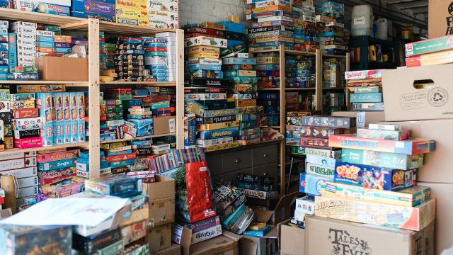 Ottignies : 6.000 jeux de société distribués aux victimes des inondations ce dimanche