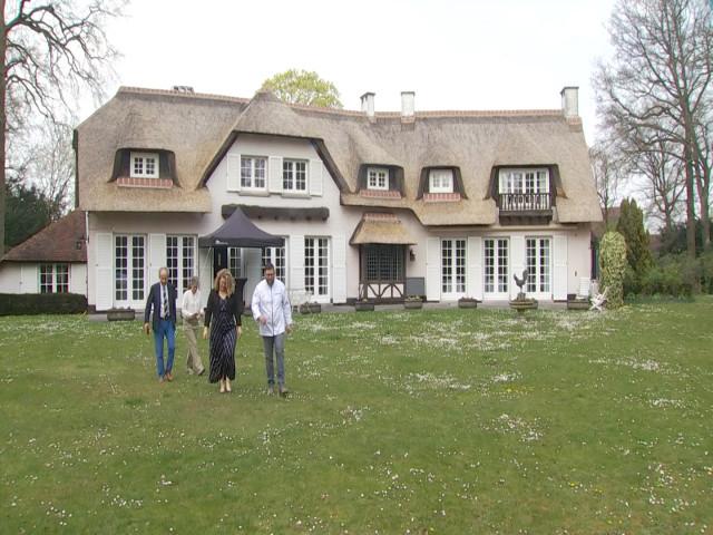 Ottignies: la villa Monceau transformée en restaurant et en chambres d'hôtes
