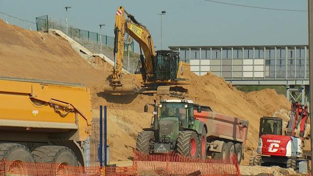 Ottignies-LLN : 10 ans de  travaux à la gare pour le RER